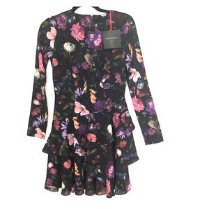 Cynthia Rowley Floral Party Dress